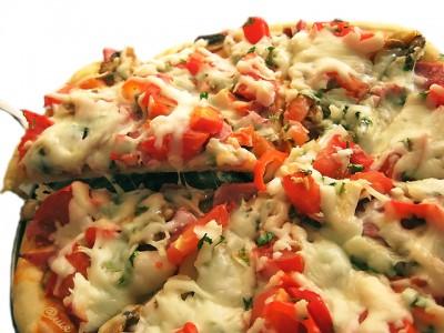 Как сделать тесто для тонкой пиццы в домашних условиях