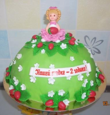 Фото детский торт оформление