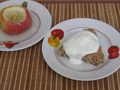 снежок десерт технологическая картка