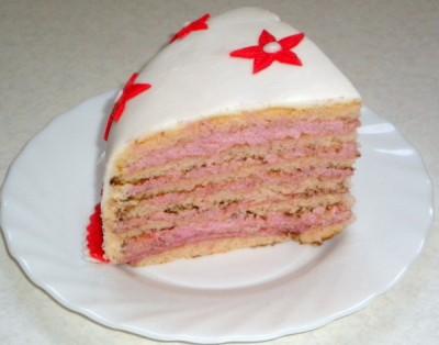 Рецепт торта первоклашка с фото