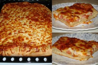 Тесто для пиццы: самое вкусное тесто для пиццы | Чудо-Повар