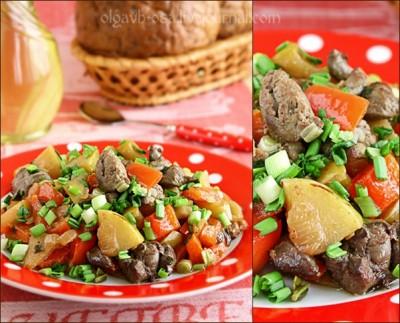 Рецепт салата красная рыба и авокадо