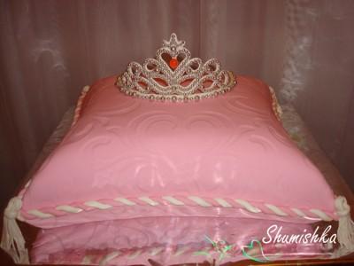Медовый торт со взбитыми сливками фото 11