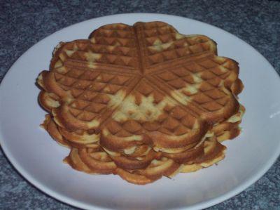 Печенье на вафельнице страница 2 выпечка сладкая