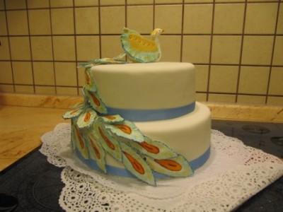 Как сделать торт первый раз
