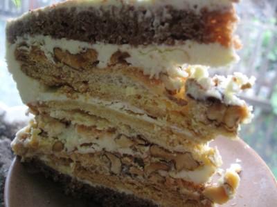 торт крещатый яр рецепт фото