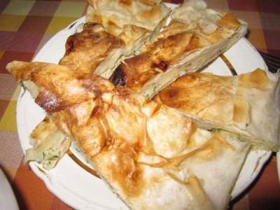 Бюрек албанское блюдо рецепт