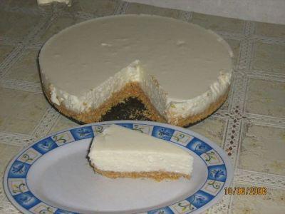 Творожный торт без выпечки — рецепт с фото пошагово
