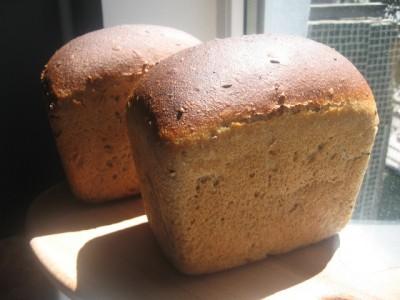 рецепты ржаного хлеба на закваске