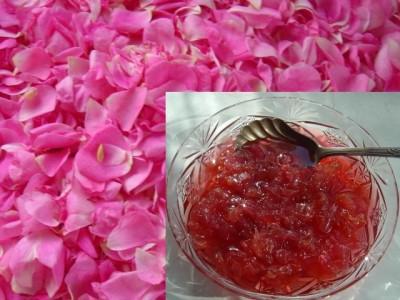 варенье из роз приготовление рецепт