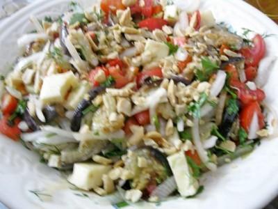 Рецепты салатов кавказской кухни