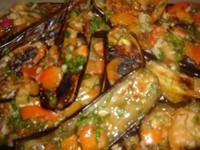 Рецепт - Закуска из баклажанов (2), закуска из баклажанов.