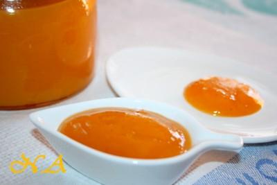 персиковый джем рецепт