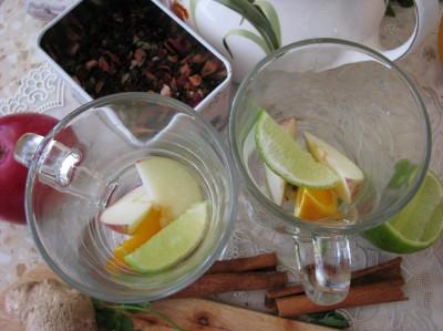 чай порошком имбиря для похудения