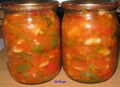 Салат лечо на зиму рецепты пошагово