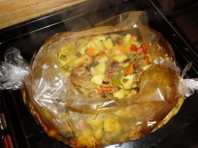 Рецепт лагман баклажанов