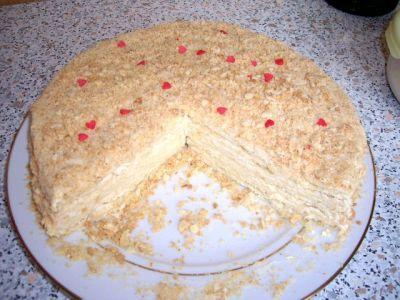 Торт вика рецепт