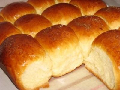 Рецепт сладких булочек с пошаговым