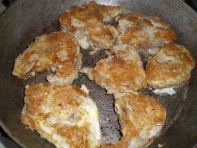 Отбивные в сухарях - Пошаговый рецепт с фото | Блюда из мяса