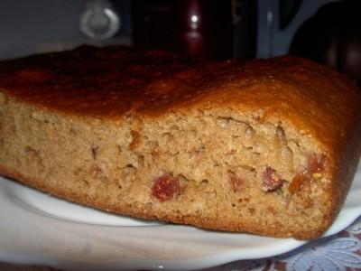 Быстрый пирог из варенья - кулинарный рецепт
