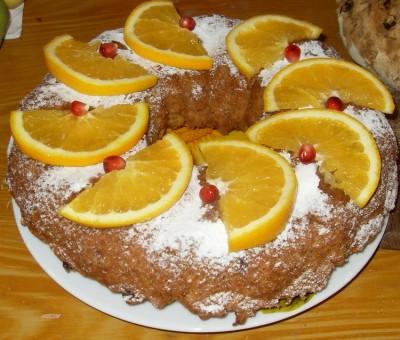 кекс с лимоном рецепт с фото для ленивых