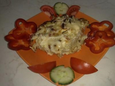 запеканка с картошкой и мясом рецепты