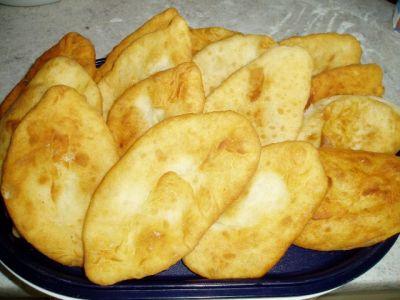 Пирожки тонкие на сковороде
