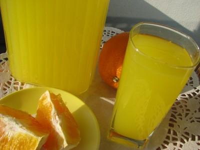Фанта из апельсиновых корок : Напитки безалкогольные