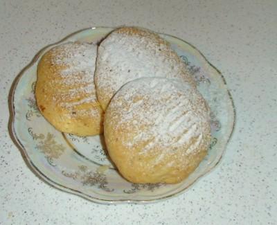 Печенье из топленого масла