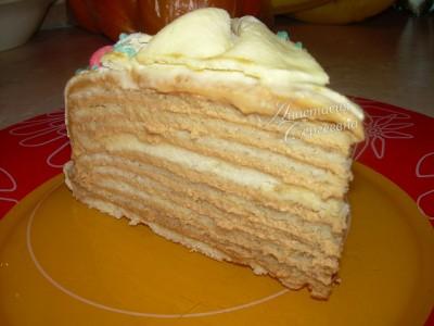 Торт сковорода своими руками