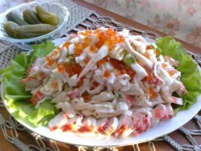 салат морская фантазия рецепт