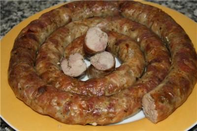 Рецепты домашней копченой колбасы из свинины