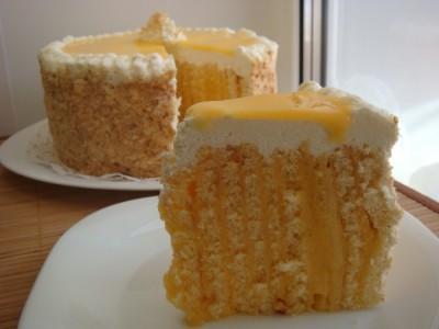 Апельсиновый курд для торта рецепт с пошагово