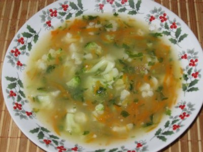молочный суп как в детском саду рецепт с фото