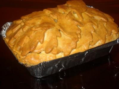 Песочное тесто для мясного пирога рецепт