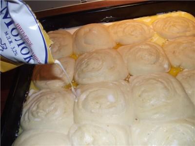 осиное гнездо булочки рецепт