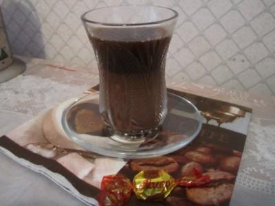 """Кофе с ликером  """"Бейлиз """""""
