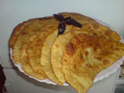 тесто на чебуреки рецепт на кефире фото рецепт