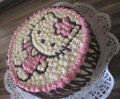 как украсить торт бюст масляным кремом