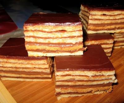Пирожное будапешт рецепт с фото