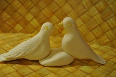 рецепт голуби из мастики