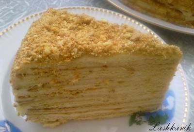 Рецепт торта чудо в домашних условиях с фото пошагово
