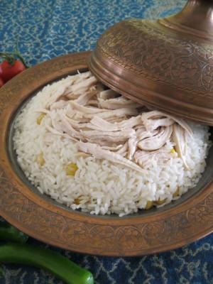 рис с нутом рецепт по турецки