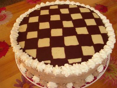 Торт «Шах и Мат» : Торты (украшения)