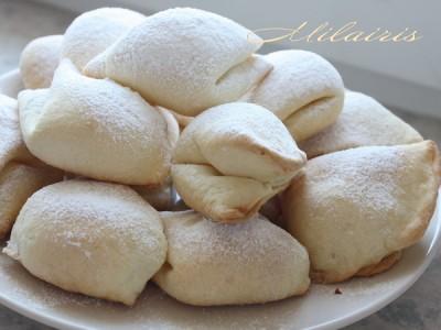 Фото печенье ракушки рецепт пошагово
