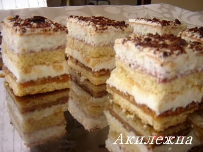 Торт стефания рецепт с фото