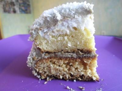 Крем для торта из халвы рецепт 107