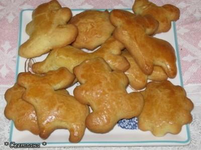 рецепт кржиков и печенья для детей
