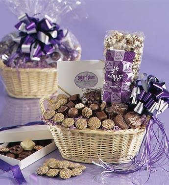 Открытки красивые с конфетами