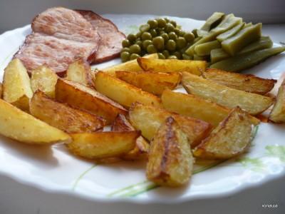 540597 Блюда с картофелем – вкусно и сытно